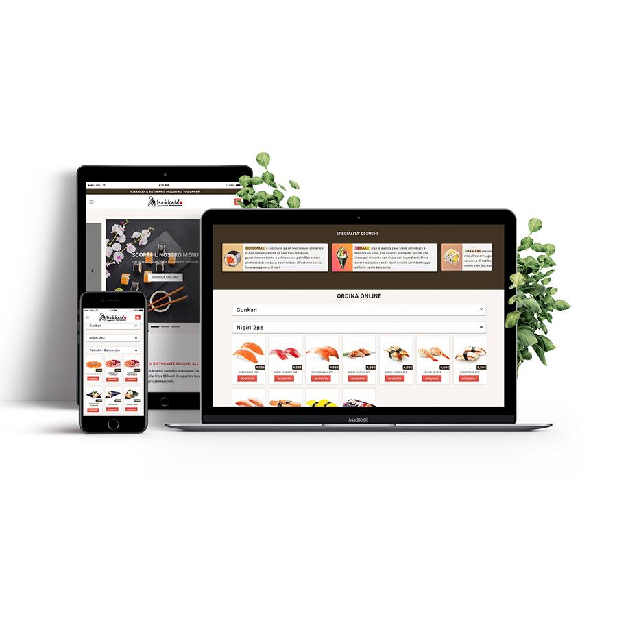 hokkaido sito ecommerce